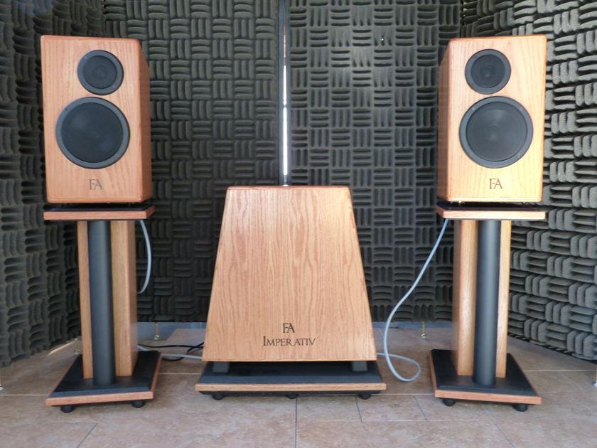 Fleud Audio Imperativ speaker system