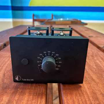 Pro-Ject Phono Box DS Tube Phono Preamplifier