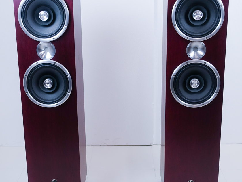 Zu Audio Omen Def Floorstanding Speakers; Pair (9323)