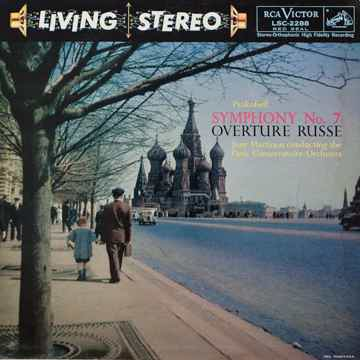 Symphony No. 7 / Overture Russe