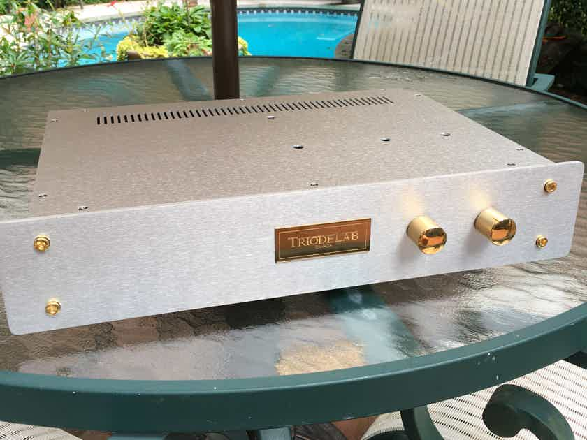 TRIODE LABS 12AU7 Linestage Prototype! NOW REDUCED. Pics.