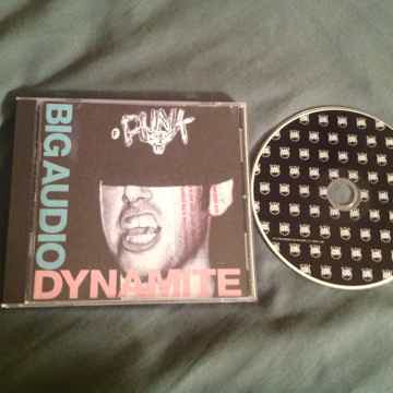 Big Audio Dynamite  F Punk