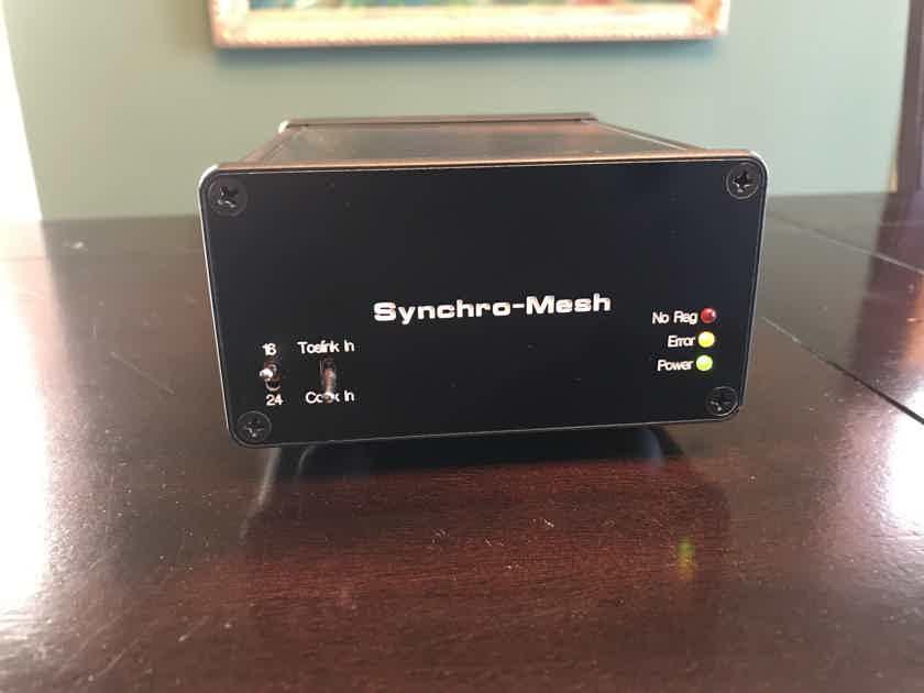 Empirical Audio Syncro-Mesh Reclocker