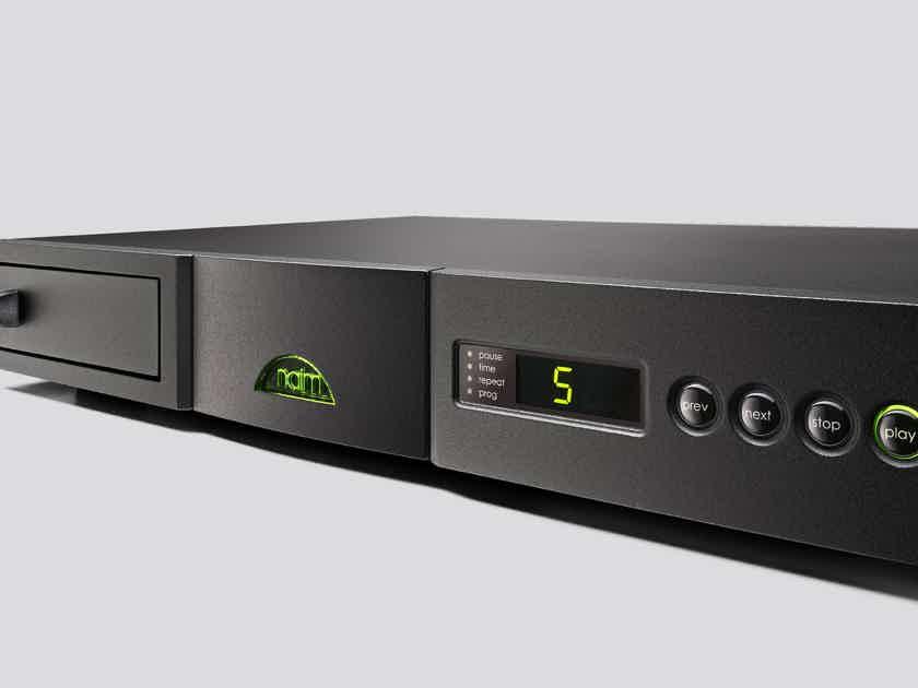 Naim Audio CD-5si in box w accessories no usage open box