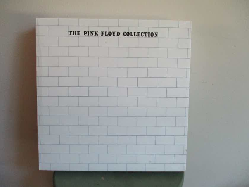 PINK FLOYD THE COLLECTION : ITALIAN IMPORT 13 LP BOX SET