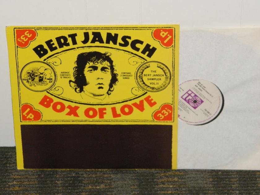 Bert Jansch - Box Of Love UK Import Transatlantic 1st labels TRA SAM 27