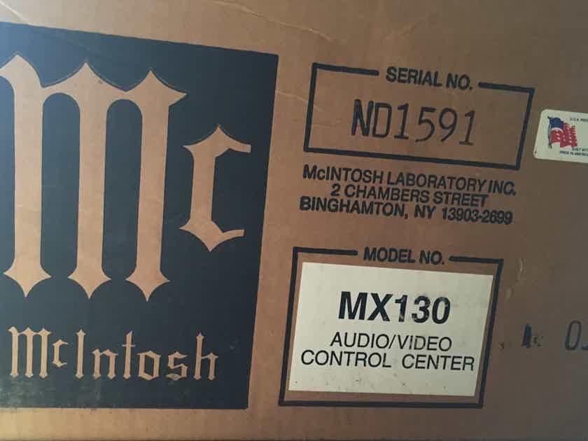 McIntosh MX-130