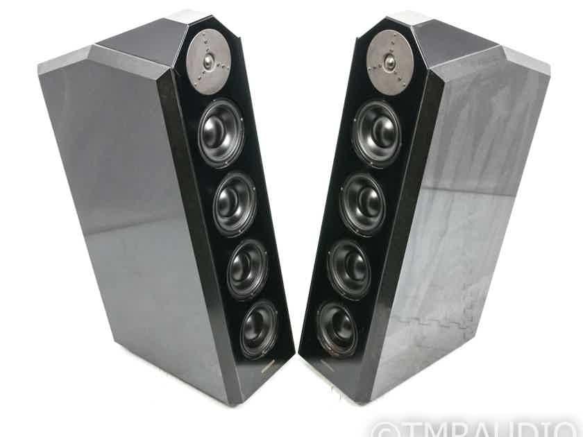 Egglestonworks Rosa Floorstanding Speakers; Granite Pair; Bi-Wire Version (24313)