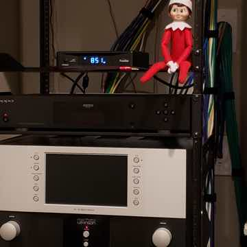 Mark Levinson  502 Reference Home Theater