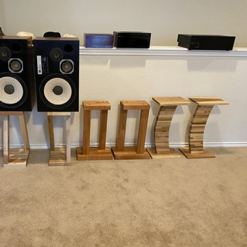 Z Audio Monitor Stands