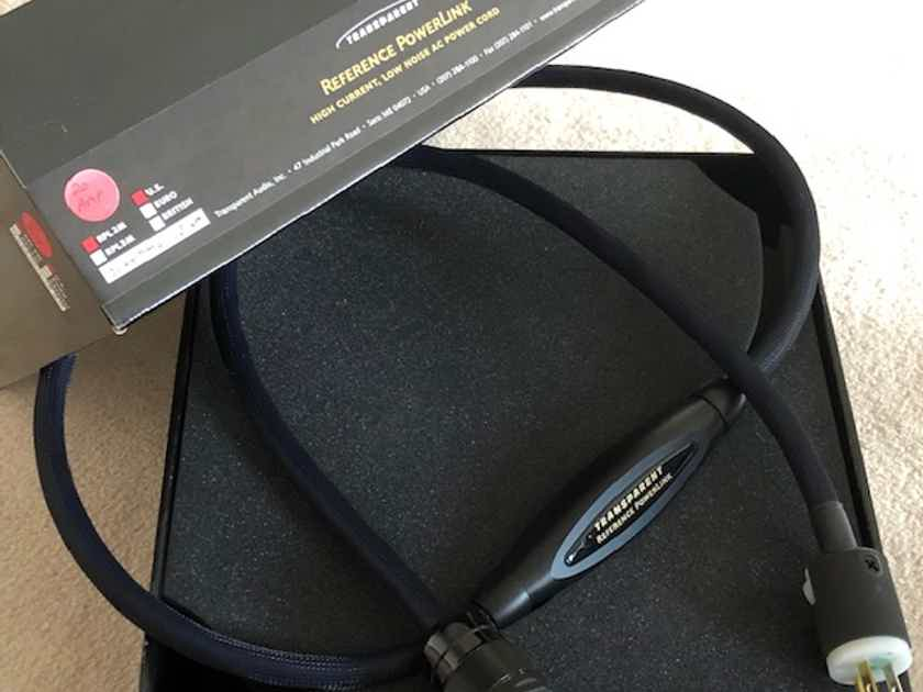 Transparent Audio Reference Power Link