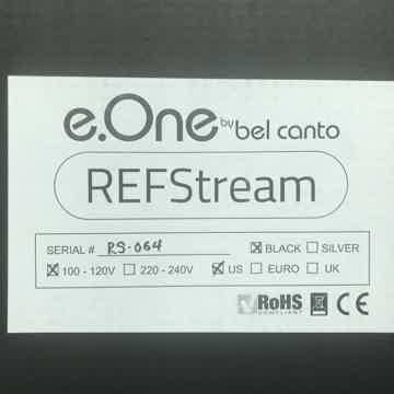 Bel Canto Design RefStream