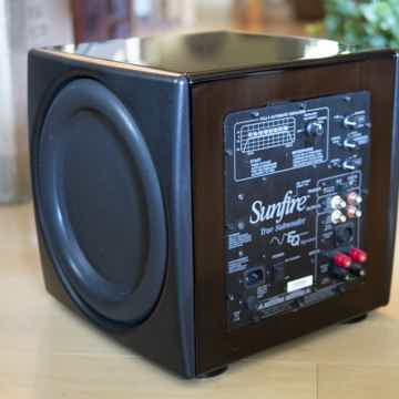 True Subwoofer EQ Solitaire 12 - TS-EQS12