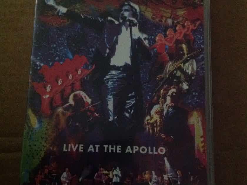 Roxy Music - Live At The Apollo DVD Region 1.