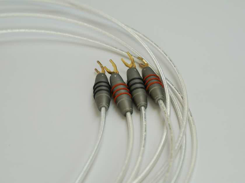 High Fidelity Cables Reveal Speaker Cables 1.5 Meter