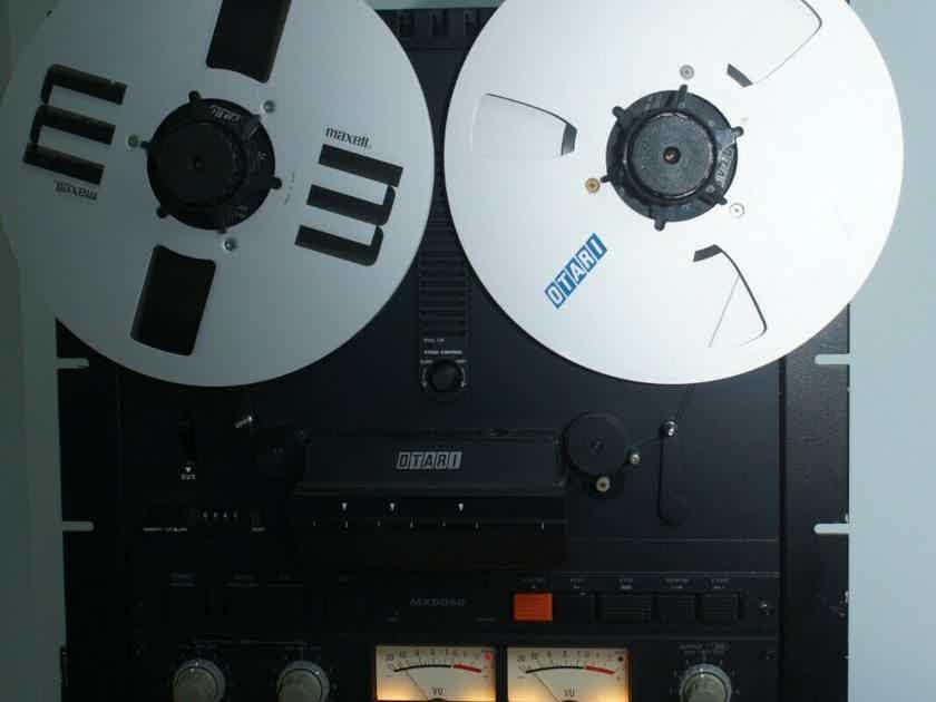 Otari MX 5050 B2HD PRO 2&4 Track Playback Deck.Works.Heads Perfect Please Read.