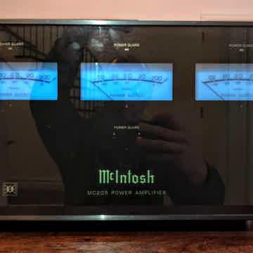 McIntosh MC-205