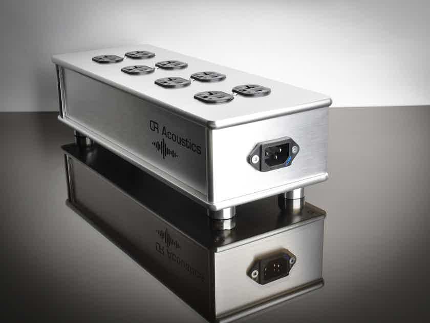 DR Acoustics Silver Fire With Furutech GTX NCF GTX-D NCF