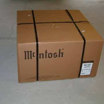 McIntosh Mc452 BRAND NEW !!!!!!!!