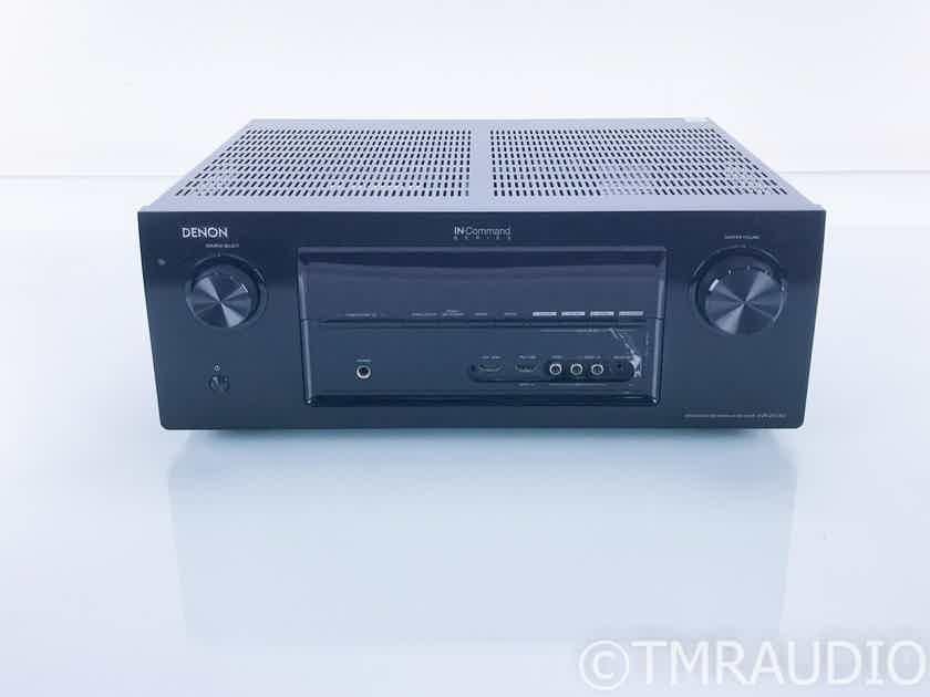 Denon AVR-2313CI 7.2 Channel Home Theater Receiver; AVR2313CI; Remote (17812)