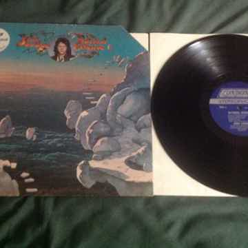 John Lodge - Natural Avenue London Records Promo LP Vin...