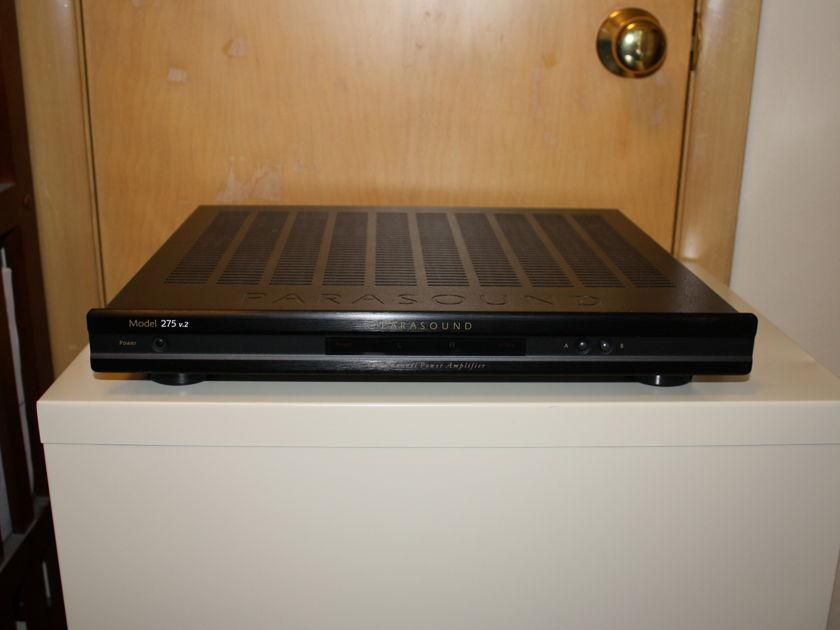 Parasound Model 275 v.2 Stereo Amplifier