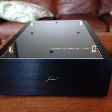 Music-4 Phono Stage