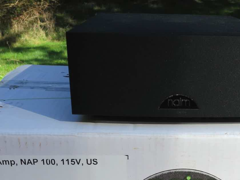 For Sale: Naim Amplifier NAP100 Stereo 50 wpc NAP 100 Amp in Box