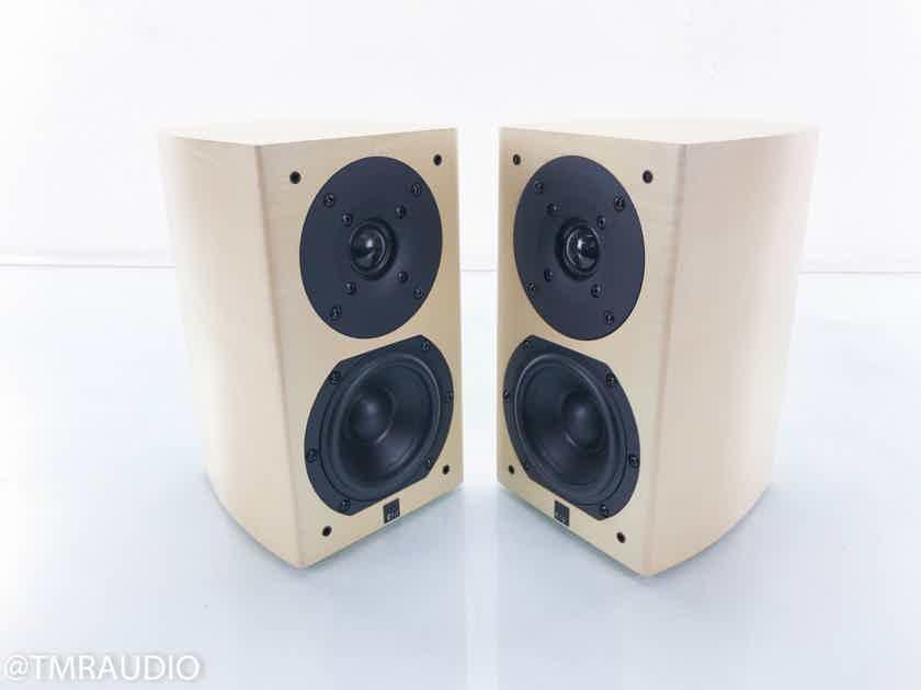Era Design 4 Sat Bookshelf / Satellite Speakers Sycamore Pair (13895)