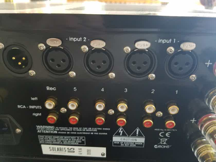 Audio Valve Solaris Priced To Sell!! - REDUCED!