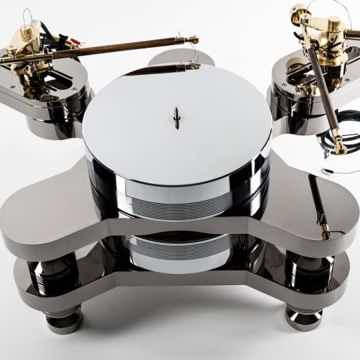 Turntables -- Fly-in Installation and Setup