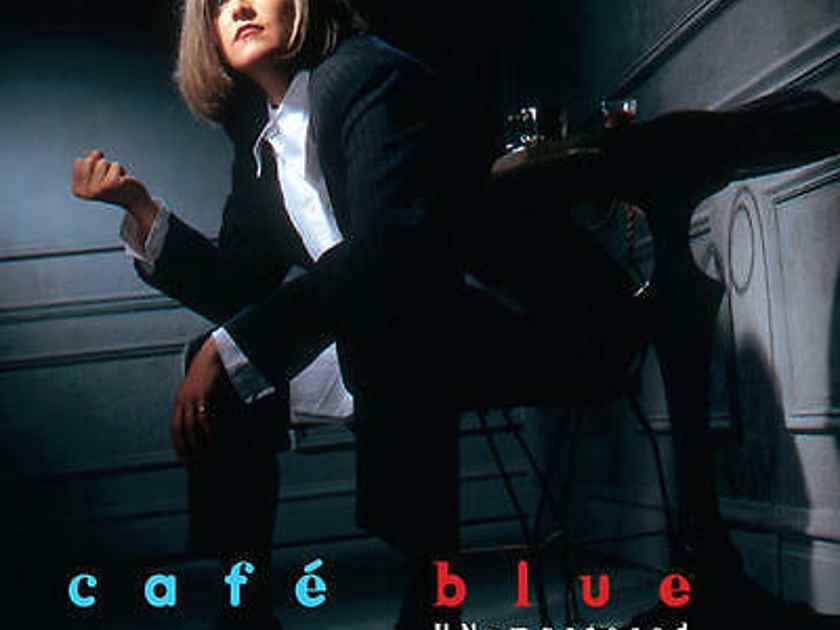 PATRICIA BARBER    Cafe Blue Hybrid SACD