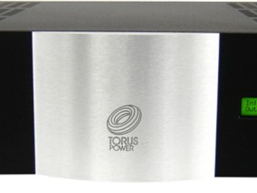 TORUS POWER AVR-2 20 BAL RK (Rack Mount) AC Conditioner: Mint Condition; Original Packaging; Demo Unit; Full Warranty; 40% Off Retail