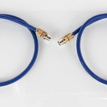 Clear XLR Cables