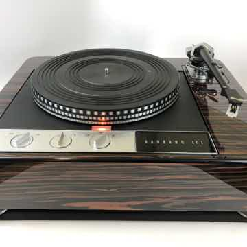 Garrard 401 Turntable with Custom Palisander Plinth and...