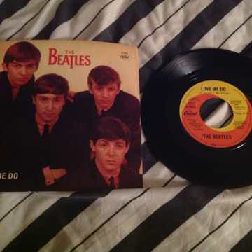 The Beatles   Love Me Do/P.S. I Love You With Picture S...