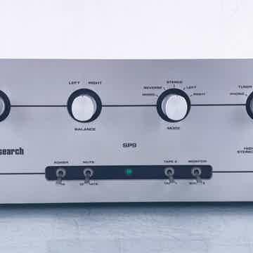 SP9 Stereo Tube Hybrid Preamplifier