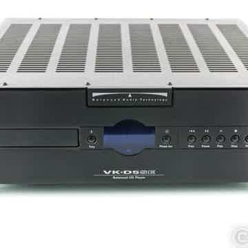 VK-D5SE SuperPak Tube CD Player