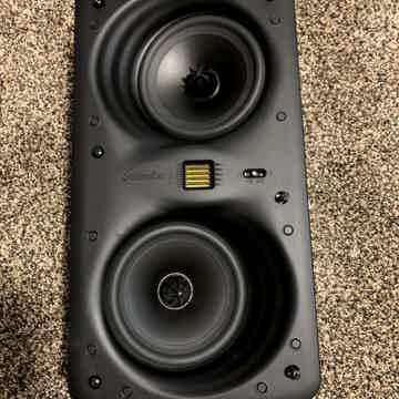 Invisa MPX MultiPolar™ In-WallIn-Ceiling Loudspeaker
