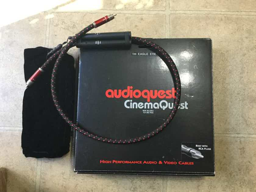 Audioquest  Eagle Eye RCA 1 M Digital Cable