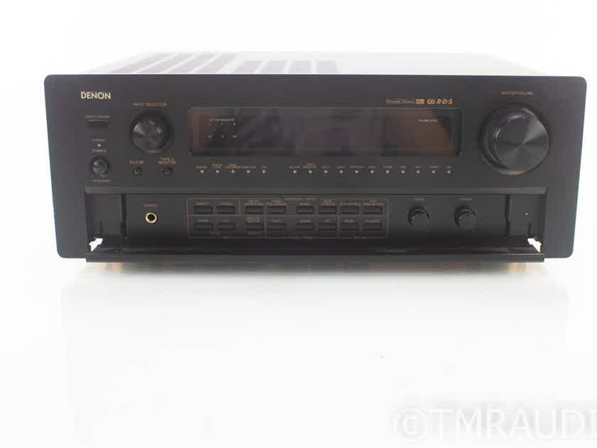 Denon AVP-8000 5.1 Channel Home Theater Processor; AVP8000; Remote (18773)