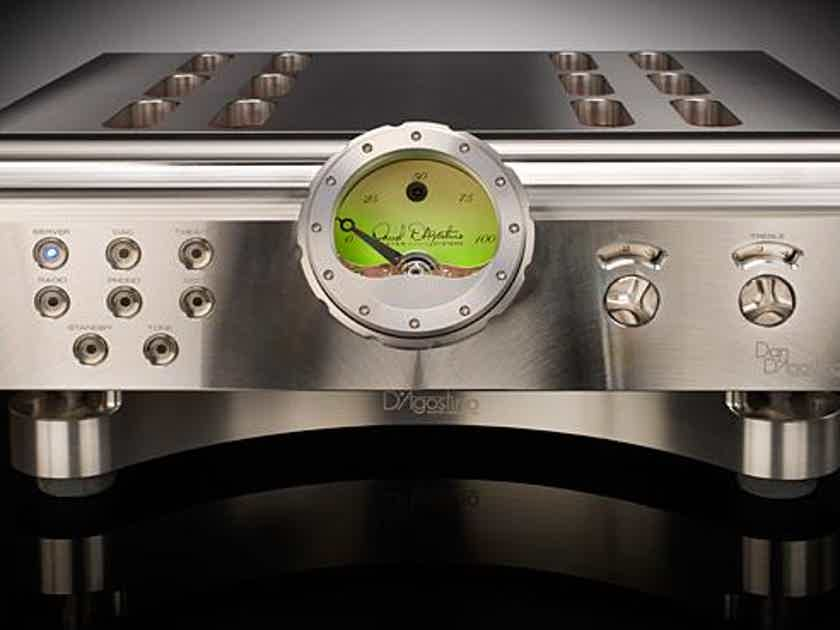 Dan D'Agostino Momentum Preamplifier Upgraded To HD