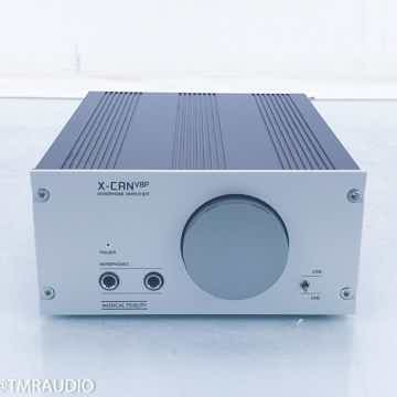 Musical Fidelity X-CAN V8P Hybrid Tube Headphone Amplifier