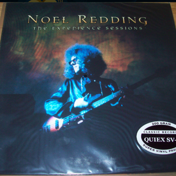 "Noel Redding - ""The Experience Sessions"" - on 200G QUIE..."