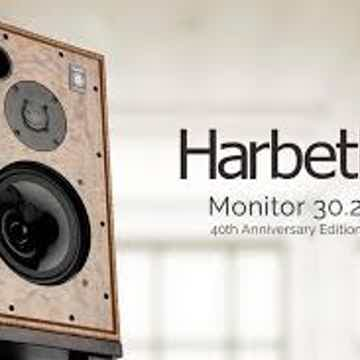 Harbeth Monitor 30.2 - 40th Anniversary Edition
