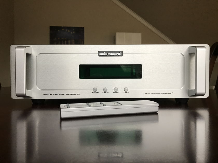 Audio Research PH-8 Phono Preamplifier