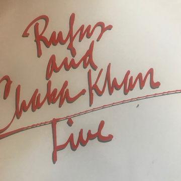 rufus and chaka khan live  stomping at the savoy