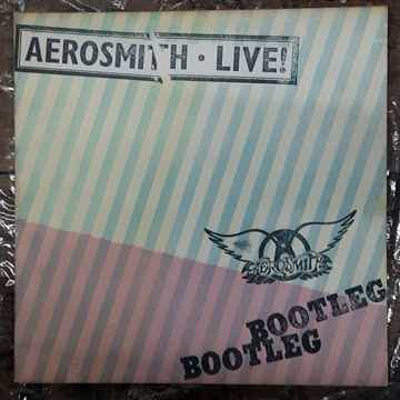 Aerosmith - Live! Bootleg NM- Double Vinyl LP Original ...