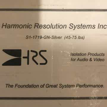 Harmonic Resolution Systems S1-1719-GN-Silver