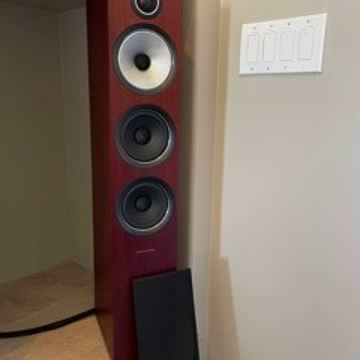 Bowers and Wilkins 704-S2